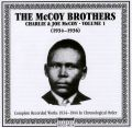 Charlie & Joe McCoy Vol 1 1934 - 1936