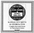 Kansas City Kitty & Georgia Tom 1930 - 1934
