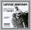 Lonnie Johnson Vol 3 1944 - 1947