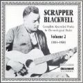 Scrapper Blackwell Vol 2 1934 - 1958