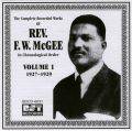Rev F W McGee Vol 1 1927 - 1929