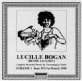 Lucille Bogan Vol 1 1923 - 1930