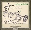 Bunk Johnson Volume 2