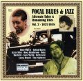 Vocal Blues & Jazz Vol 2 1921 - 1938