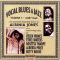 Vocal Blues & Jazz Vol 4 1938 - 1949