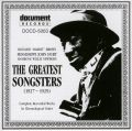 The Greatest Songsters 1927 - 1929 (See DOCD-5678)