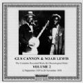 Gus Cannon & Noah Lewis Vol 2 1929 -1930