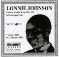 Lonnie Johnson Vol 3 1927 - 1928