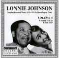 Lonnie Johnson Vol 4 1928 - 1929