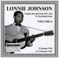 Lonnie Johnson Vol 6 1930 - 1931