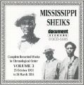 Mississippi Sheiks Vol 3 1931 - 1934