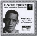 Papa Charlie Jackson Vol 3: September 1928 to November 1934