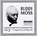 Buddy Moss Vol 3 1935 - 1941