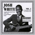 Josh White Vol 2