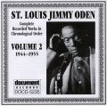 St Louis Jimmy Oden Vol 2 1944 - 1955