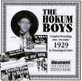 The Hokum Boys Vol 1 1929