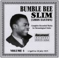 Bumble Bee Slim Vol 4 1935