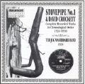 Stovepipe No. 1 & David Crockett 1924 - 1930