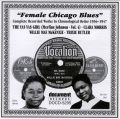 Female Chicago Blues 1936 - 1947