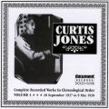 Curtis Jones Vol 1 1937 - 1938