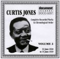 Curtis Jones Vol 2 1938 - 1939