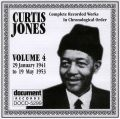 Curtis Jones Vol 4 1941 - 1953