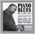Piano Blues Vol 3 1924 - c. 1940's