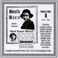 Monette Moore Vol 1 1923 - 1924
