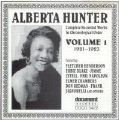 Alberta Hunter Vol 1 1921 - 1923
