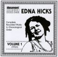 Edna Hicks Vol 1 1923