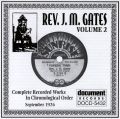 Rev J M Gates Vol 2 1926