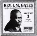 Rev J M Gates Vol 3 1926
