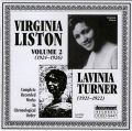 Virginia Liston Vol 2 1924 - 1926