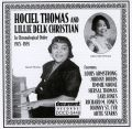 Hociel Thomas - Lillie Delk Christian 1925 - 1928