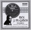 Rev J M Gates Vol 6 1928 - 1929