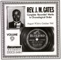 Rev J M Gates Vol 9 1934 - 1941