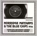 Norridge Mayhams & The Blue Chips 1936