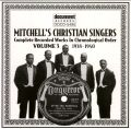 Mitchell's Christian Singers Vol 3 1938 - 1940