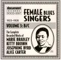 Female Blues Singers Vol 3 B/C 1923 - 1928