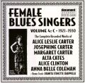 Female Blues Singers Vol 4 C 1921 - 1930