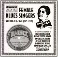 Female Blues Singers Vol 5 C/D/E 1921 - 1928