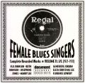 Female Blues Singers Vol 11 J/L 1921 - 1931