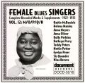 Female Blues Singers Vol 12 M/O/P/Q/R 1922 - 1935