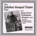 Jubilee Gospel Team 1928 - 1931