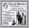 Vocal Duets 1924 - 1931