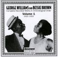 George Williams and Bessie Brown Vol 1 1923 - 1925