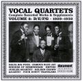 Vocal Quartets Vol 2 D/E/F/G 1929 - 1932