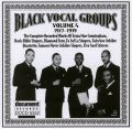 Black Vocal Groups Vol 4 1927 - 1939