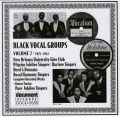 Black Vocal Groups Vol 7 1927 - 1941