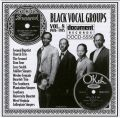 Black Vocal Groups Vol 8 1926 - 1935